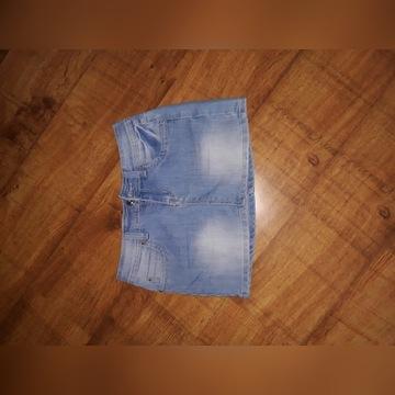 Spódniczka jeansowa M/38 super stan