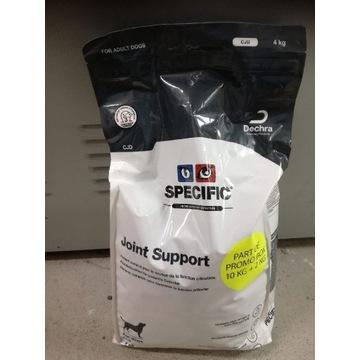 Karma dla psa Specific CJD Joint Support 4 kg