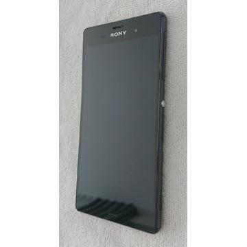 Wyświetlacz, ramka Sony Z3 D6603