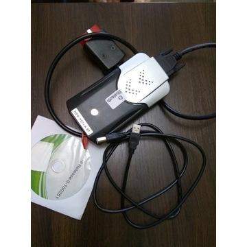 Tester diagnostyczny VCI V 3.0 PCB DS150E +soft PL