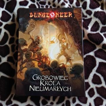 Gra przygodowa fantasy z serii Dungeoneer