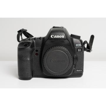 Lustrzanka Canon EOS 5D Mark II 5D MKII