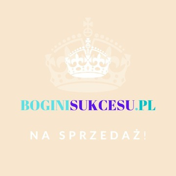 DOMENA BoginiSukcesu. pl na sprzedaż!
