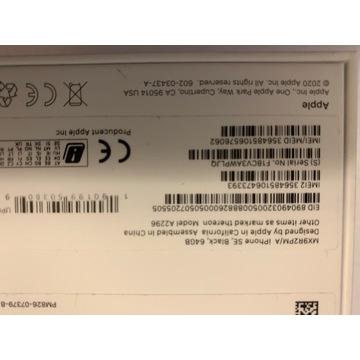 iPhone SE2020 Black 64GB
