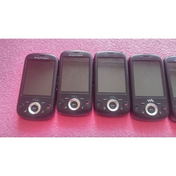 Sony Ericsson Zylo 5 sztuk sprawne bez simlock