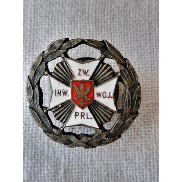 Odznaka Związek Inwalidów Wojennych PRL