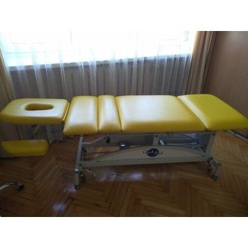 stół, łóżko do masażu stacjonarne