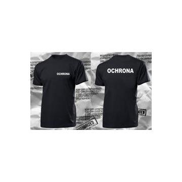 Koszulka t-shirt OCHRONA L