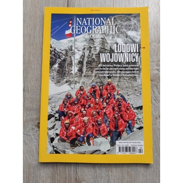 National Geographic nr 2/2020