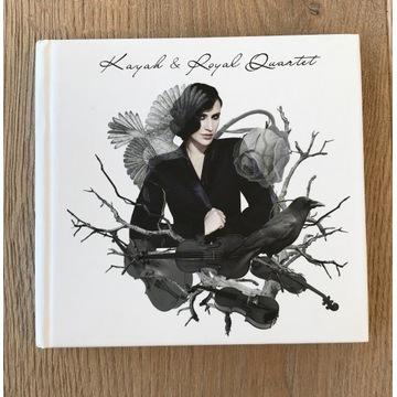 Kayah & Royal Quartet płyta CD z autografem