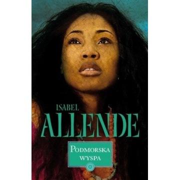 Isabel Allende PODMORSKA WYSPA (jak nowa) Twarda