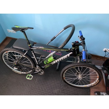 Rower Wyczynowy Cannondale flash carbon L 21 cali