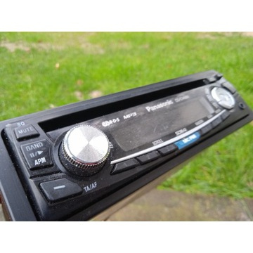 Radioodtwarzacz Panasonic CQ-C1405N MP3 CD