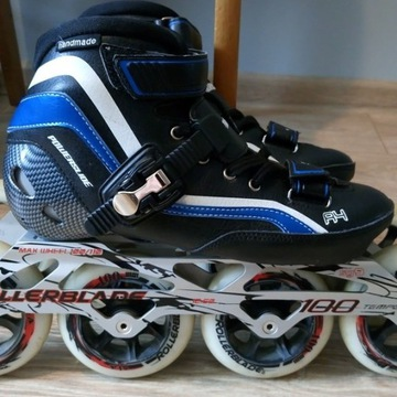 but do jazdy szybkiej Powerslide - R4 Skate II