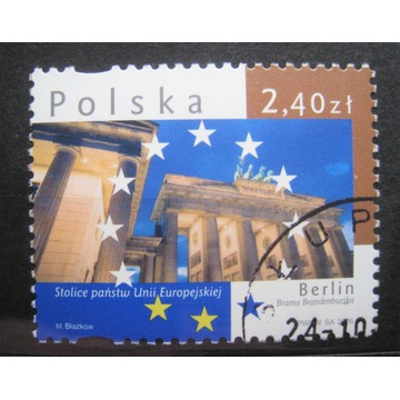 4121 Berlin Stolice UE