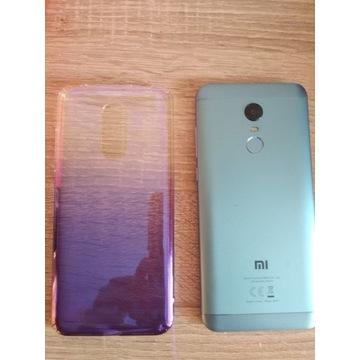 Xiaomi Redmi 5 Plus 4/64GB niebieski blue