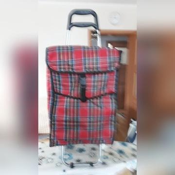 wózek na zakupy