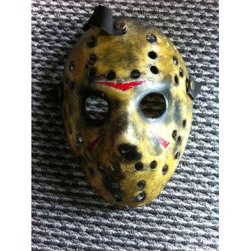 Maska hokejowa Jason Voorhees skala 1:1