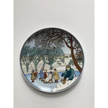 Talerz  Villeroy & Boch - HEINRICH śr. 24,7 cm