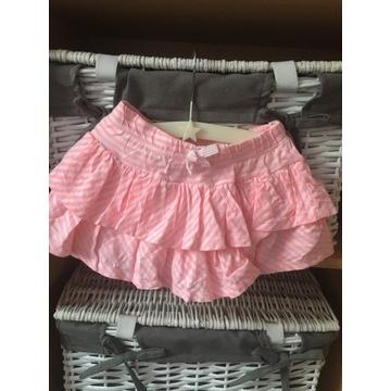 Spódnico- spodnie 2-3 lataTKMAXX