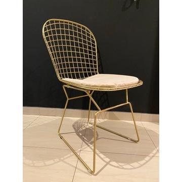Krzesła metalowe loft