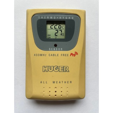 Czujnik temp/wilg Oregon Scientific Huger THGR228N