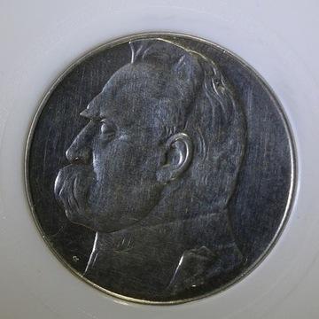 10 zł 1938 J.Piłsudski PCG-MS 63
