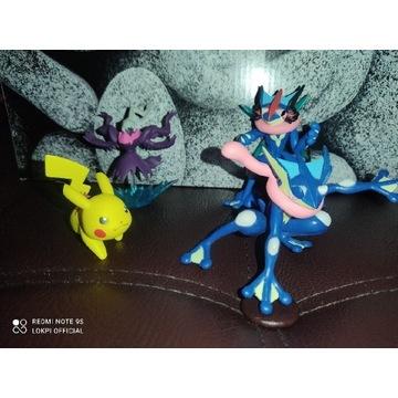 Figurki Pokemon 4szt.