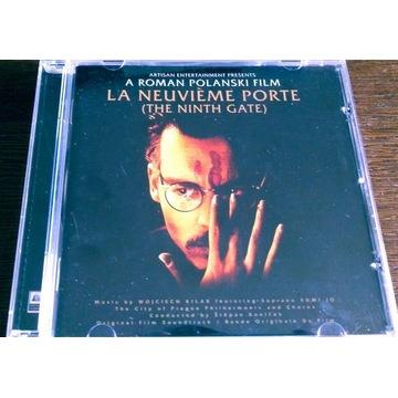OST NINTH GATE - 9 WROTA - Wojciech Kilar