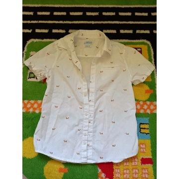 Koszula dla chłopca, jak nowa, r.104