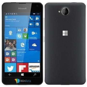 Smartfon Microsoft Lumia 650 1 GB / 16 GB czarny
