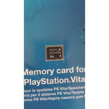 Pamięć Sony do PS Vita 4GB