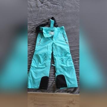 spodnie narciarskie 4F rozmiar 128