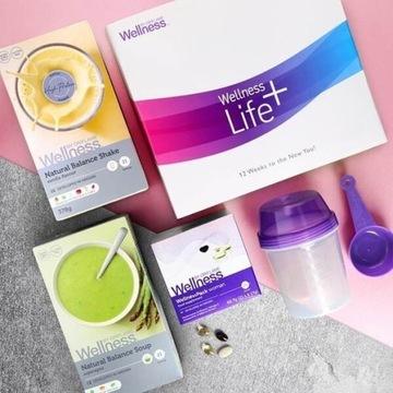 Zestaw WellnessLife+Sylwetka dla kobiet i mężczyzn