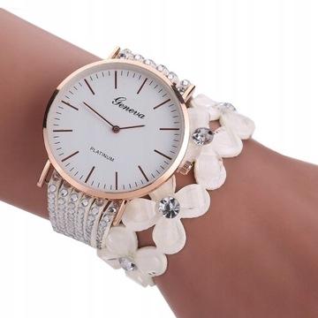 Zegarek damski nieprzeciętny design LICYTACJA OD 1
