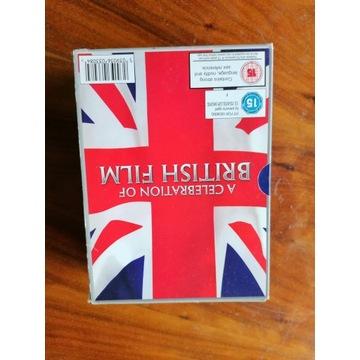 BRITISH FILMS BOX