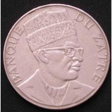 Zair 20 makuta 1973 - Mobutu Sese Seko