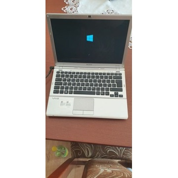 Laptop Sony Vaio  VGN-SR31