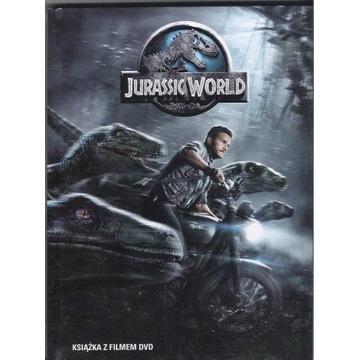 x JURASSIC WORLD pl, książeczkowe