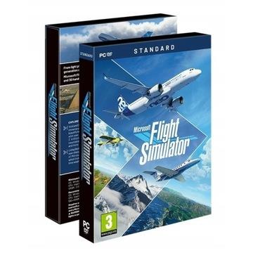 Microsoft Flight Simulator 2020 Standard PC DVD