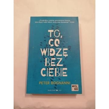 To, co widzę bez Ciebie - Peter Bognanni