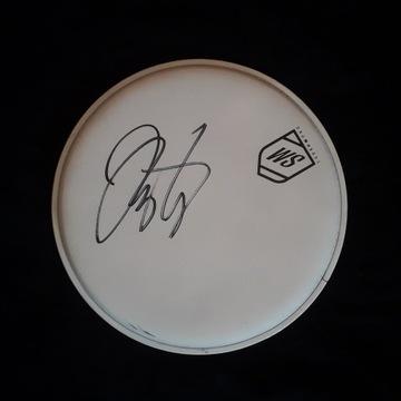 Mike Portnoy - Dream Theater naciąg z autografem!