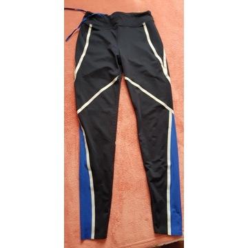 H&M legginsy S 36 spodnie używane