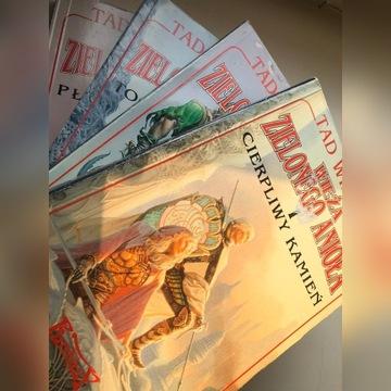 Książi seria Wieża zielonego anioła Tad Williams