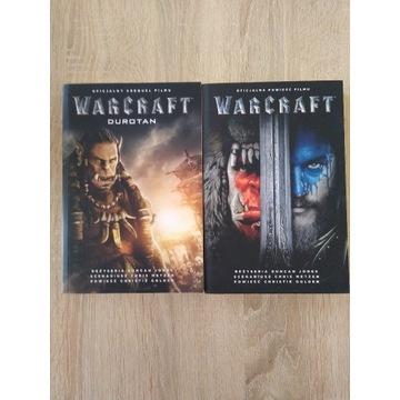 Warcraft oficjalna powieść filmu i prequel Durotan