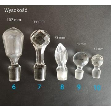 Igliczki, kryształy, części do lamp, żyrandoli