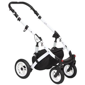 Faster2 Style Stelaż Wózka 2w1 Biały Baby Merc