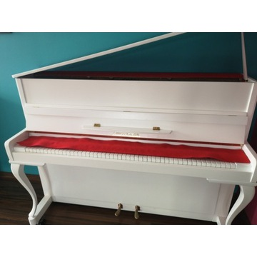 Pianino Zimmerman białe