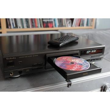 Odtwarzacz CD TECHNICS  SLPG 490A + pilot