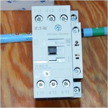 EATON DIL M32-10 XTCE032C1OF cewka230V 15kW